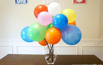 Make a Balloon Bouquet