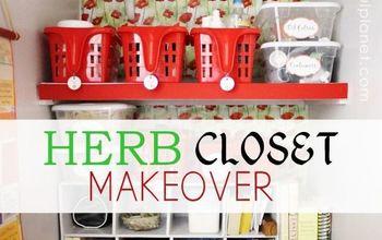 Fun Closet Makeover