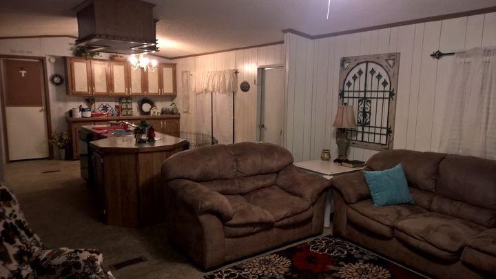 Q Open Kitchen Living Room Color Design Ideas Paint Colors