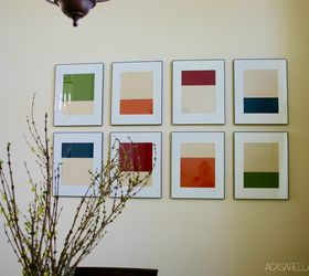 This Diy Art Can Fill A Big Wall On A Small Budget, Crafts, How