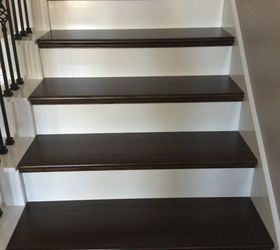 New DIY Wood Plank Stairs | Hometalk ST74