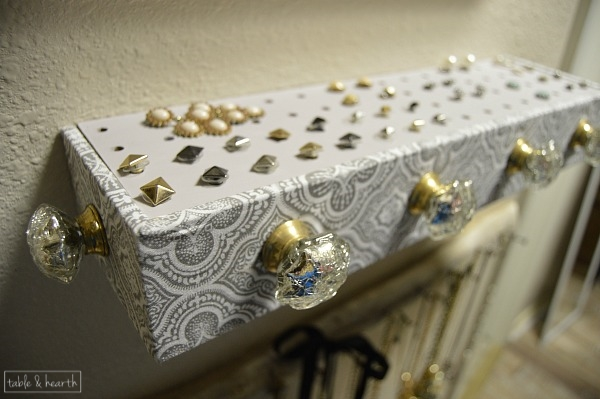 keep those stud earrings neat and organized, crafts, how to, organizing, repurposing upcycling