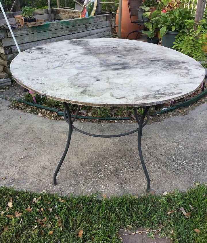 Free old table from some friends