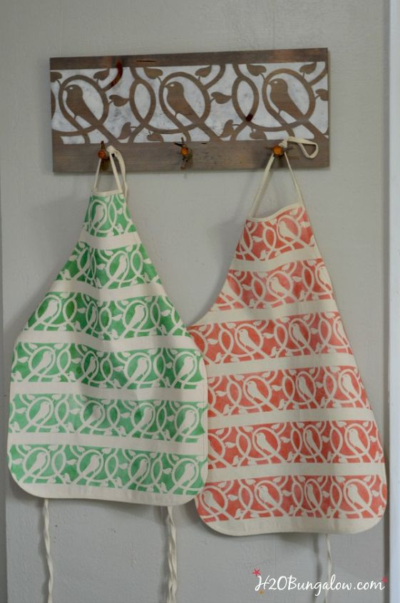 tree branch coat rack or apron rack, crafts, foyer, how to, wall decor