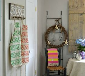 Tree Branch Coat Rack Or Apron Rack, Crafts, Foyer, How To, Wall
