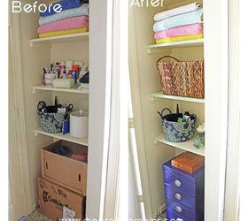 Organizing a Small Bathroom Space Hometalk