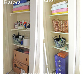 Gentil Organizing A Small Bathroom Space, Bathroom Ideas, Closet, Organizing,  Small Bathroom Ideas