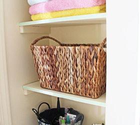 Organizing A Small Bathroom Space, Bathroom Ideas, Closet, Organizing, Small  Bathroom Ideas