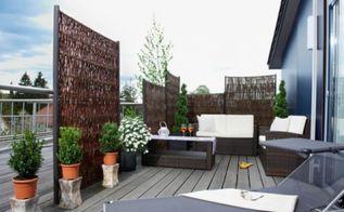 outdoor decor ideas from munich, outdoor living, urban living