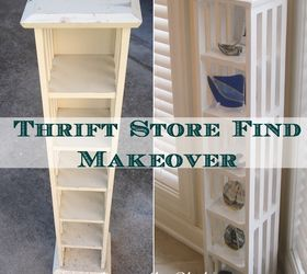 Thrift Store Find Makeover With Diy Chalk Paint, Chalk Paint, Painted  Furniture