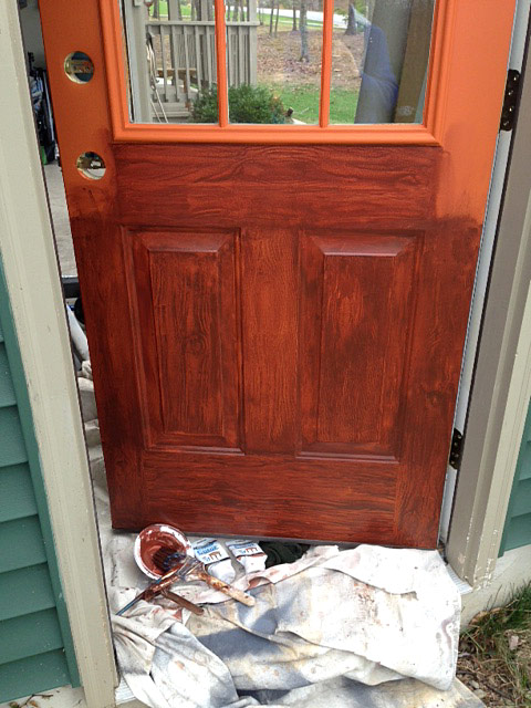 Painting Metal Doors Photos Wall And Door Tinfishclematis