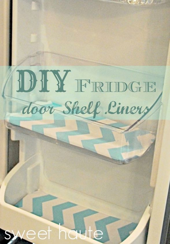 Fridge Shelf Liners Cool DIY Fridge Shelf Liners Tutorial Quick Easy And Budget Friendly