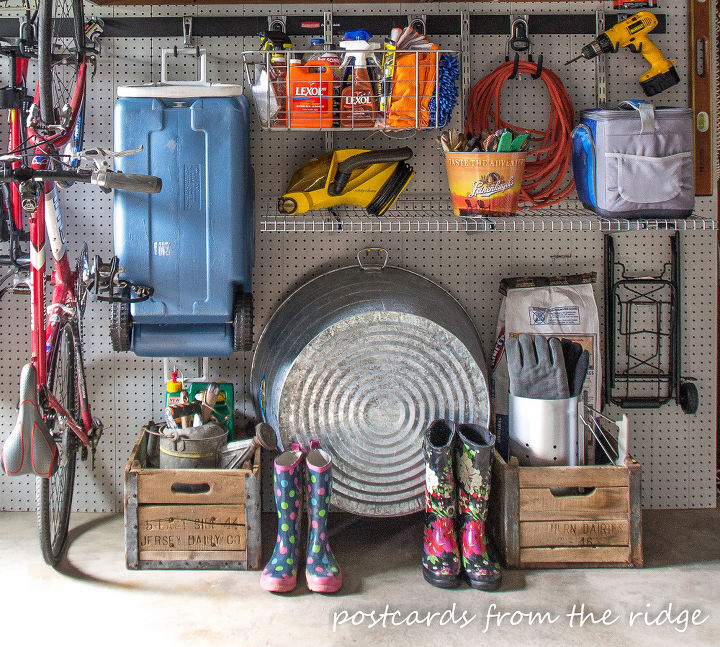 the beastly garage that was tamed in 5 steps, garages, organizing, storage ideas