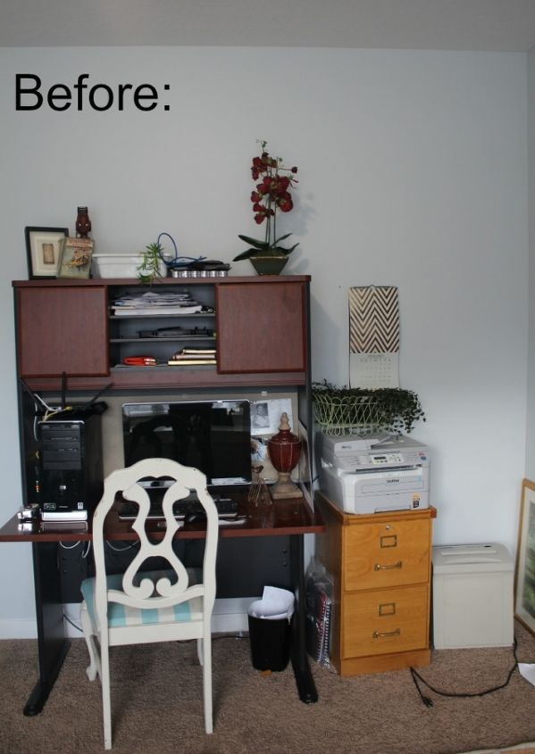 A Family Office And Guest Room in One! Before And After! | Hometalk