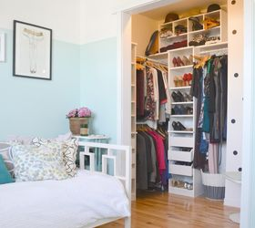 A Floor to Ceiling DIY Office Makeover Hometalk