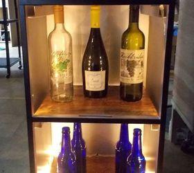 Filing Cabinet to Bar Chic   Hometalk