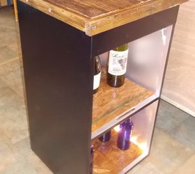 Filing Cabinet to Bar Chic | Hometalk