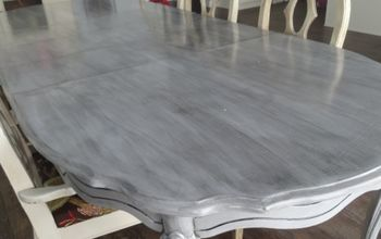 How to Refinish a Kitchen Table Re-Do