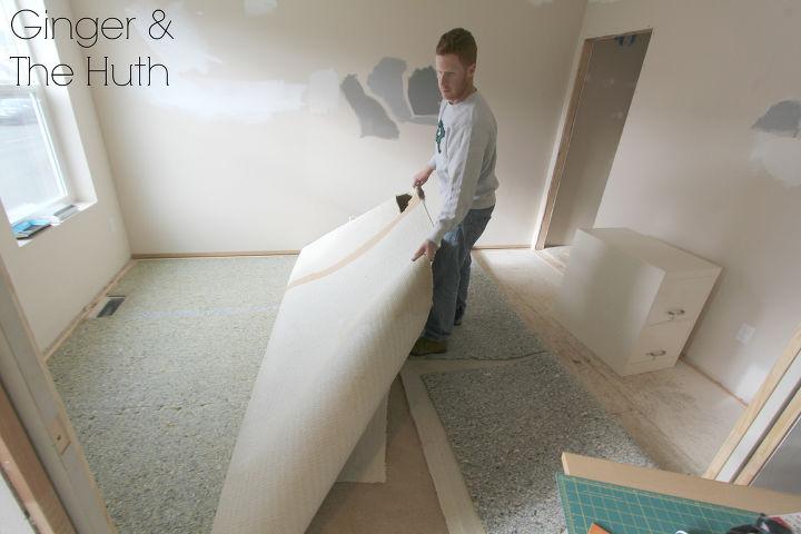 diy wood floor installation, diy, flooring, hardwood floors, home improvement, how to