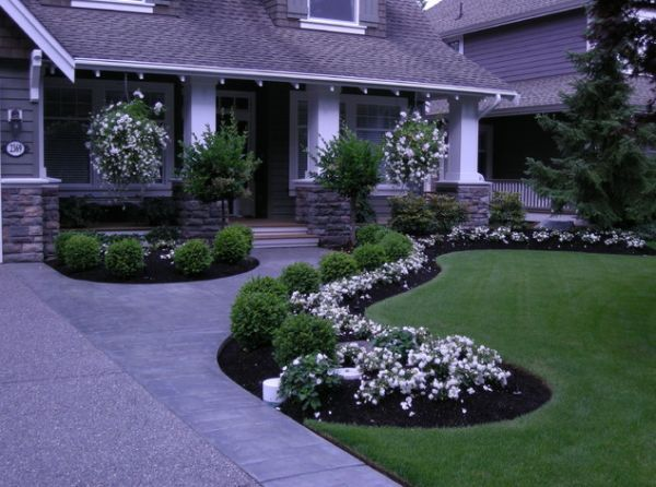 q landscaping ideas needed, curb appeal, flowers, gardening, landscape