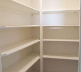 How To Build Pantry Shelves, Closet, Diy, How To, Shelving Ideas,