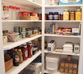 Bon How To Build Pantry Shelves, Closet, Diy, How To, Shelving Ideas,