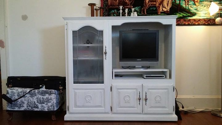 7 50 goodwill rescue gets a makeover with shabby chic twist, painted furniture, shabby chic
