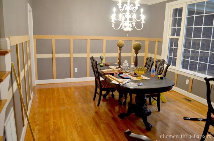 how to add board and batten to walls, diy, how to, wall decor, woodworking projects