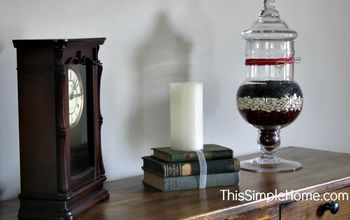 Red, White, and Blue Apothecary Jar