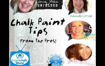 Chalk Paint® Tips From the Pros! Will You Try It?