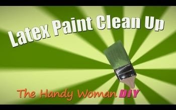 Learn How to Properly Clean Up Latex Paint Tools - HWDIY Tool Bench