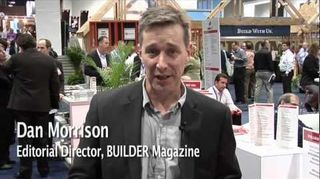 , Builder magazine selected Battic Door from 1000 s of exhibitors to be profiled for their Best of Day 2 video at the 2013 NAHB International Builders Show January 22 24 2013 in Las Vegas