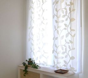 How to Replace Vertical Blinds With Curtains in Minutes Hometalk