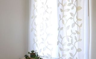 how to replace vertical blinds with curtains in minutes, how to, window treatments, windows