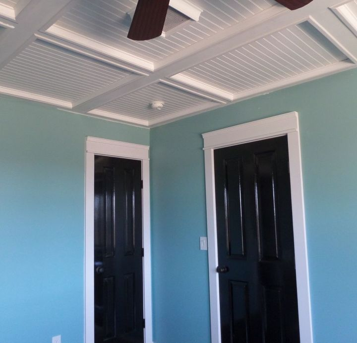 how to revamp your doors with a fresh coat of paint and new hardware, doors, how to, painting
