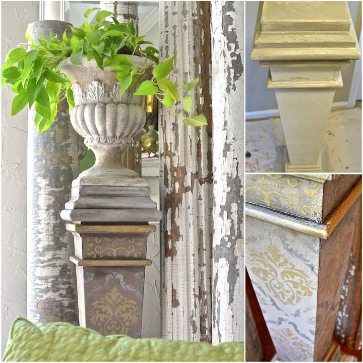 fusion products easily create european age elegance and charm, home decor, living room ideas, painted furniture