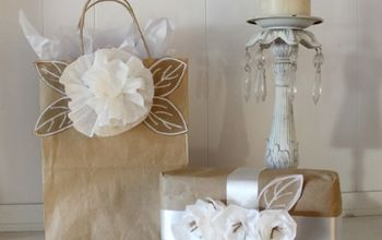 Coffee Filter Gift Wrap