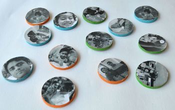 Photo Magnets : Functional & Decorative