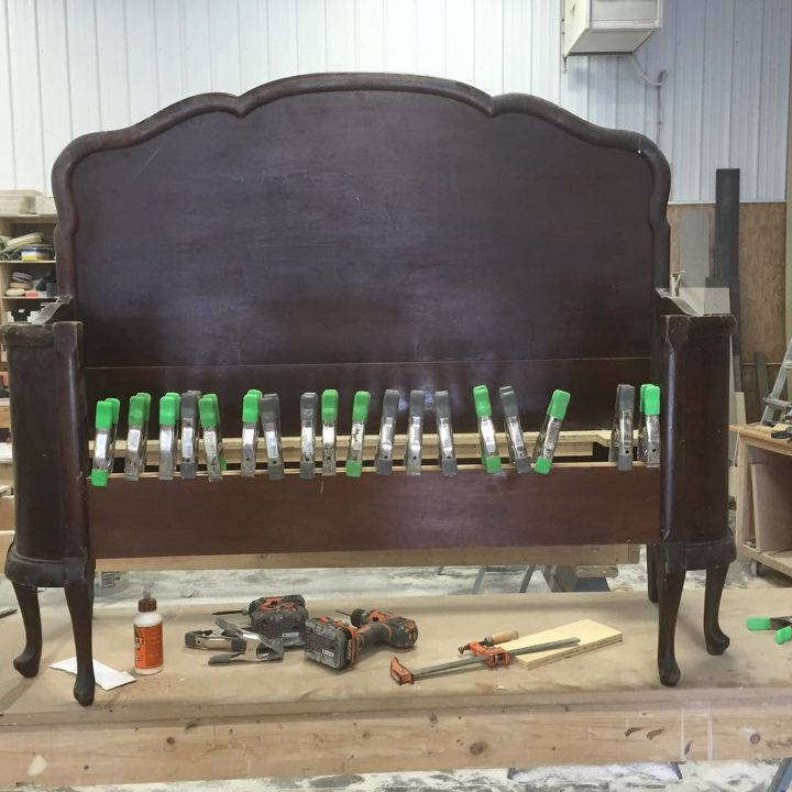 without think something makeovers friday diy favorite finds and projects guide help this do actually my i antique can in pin headboard husbands time is just