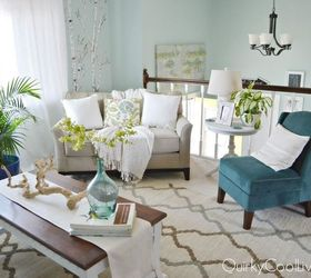 Living Room And Dining Room Makeover On A Budget, Dining Room Ideas, Living  Room Part 69