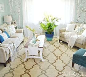 Living Room And Dining Room Makeover On A Budget, Dining Room Ideas, Living  Room