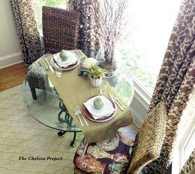 Eat In Kitchen Nook Redo 300 30dayflip, Dining Room Ideas, Kitchen Design
