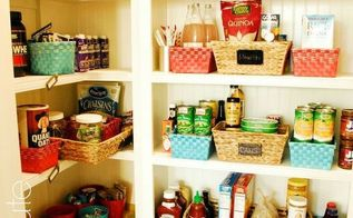 pantry organization ideas, closet, organizing