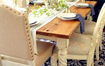 How to Build a Table #BuildIt