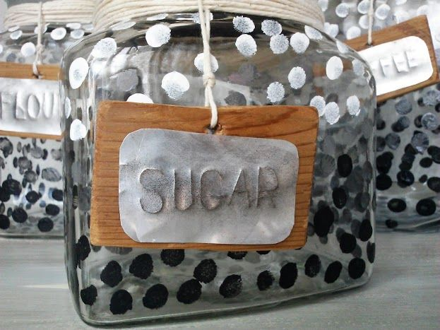 easy embossing soda can labels, crafts, how to, repurposing upcycling, storage ideas