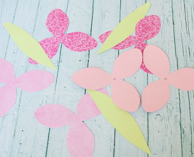 paper tulip bouquet with chocolates mothersday, crafts, how to
