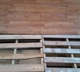 Exceptional Diy Pallet Basketball Court, Diy, How To, Outdoor Furniture, Pallet,  Repurposing