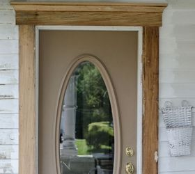 Exterior Door Trim Adds Curb Appeal, Curb Appeal, Doors