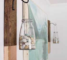 Diy Modern Rustic Wall Hanging, Crafts, How To, Repurposing Upcycling, Wall  Decor