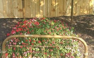 plant a mother s day bed bursting with colors this mother s day, container gardening, flowers, gardening, raised garden beds